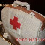 Торт на День врача_18