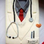 Торт на День врача_19