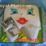 Торт на День врача_1
