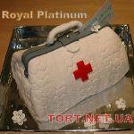 Торт на День врача_20