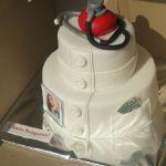 Торт на День врача_3
