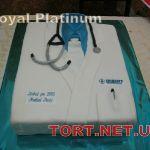 Торт на День врача_6