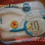 Торт на День врача_7