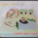 Торт на День строителя_4