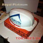 Торт на День строителя_5