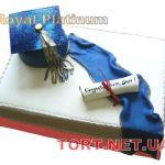 Торт на День студента_4