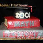 Торт на День студента_8