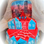Торт Человек-паук (Spider-Man)_13