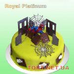 Торт Человек-паук (Spider-Man)_14