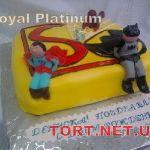 Торт Человек-паук (Spider-Man)_16