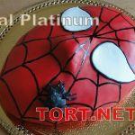 Торт Человек-паук (Spider-Man)_18