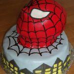 Торт Человек-паук (Spider-Man)_19