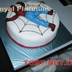 Торт Человек-паук (Spider-Man)_20
