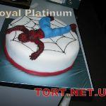 Торт Человек-паук (Spider-Man)_21