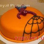 Торт Человек-паук (Spider-Man)_22