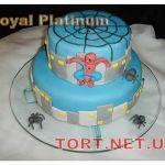 Торт Человек-паук (Spider-Man)_23