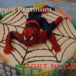 Торт Человек-паук (Spider-Man)_3