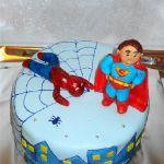 Торт Человек-паук (Spider-Man)_53