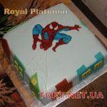 Торт Человек-паук (Spider-Man)_54
