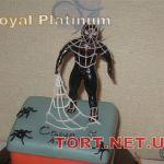 Торт Человек-паук (Spider-Man)_56