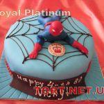 Торт Человек-паук (Spider-Man)_58