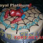 Торт Человек-паук (Spider-Man)_5