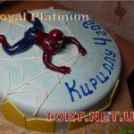 Торт Человек-паук (Spider-Man)_62