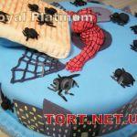 Торт Человек-паук (Spider-Man)_65
