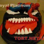 Торт Человек-паук (Spider-Man)_67