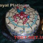 Торт Человек-паук (Spider-Man)_6