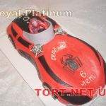 Торт Человек-паук (Spider-Man)_8