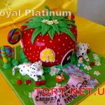 Торт 101 далматинец_11