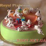 Торт 101 далматинец_1