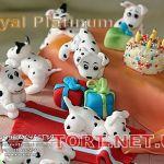 Торт 101 далматинец_2