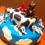 Торт 101 далматинец_3