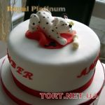Торт 101 далматинец_4