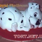 Торт 101 далматинец_5