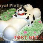 Торт 101 далматинец_6