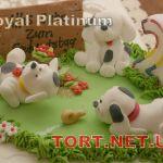 Торт 101 далматинец_7