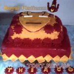 Торт Железный человек_10