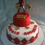 Торт Железный человек_3