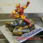 Торт Железный человек_6