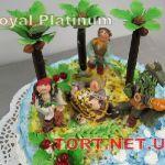 Торт Пираты Карибского моря_1