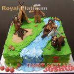 Торт Последний из могикан_1