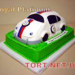 Торт Фольксваген Жук_1