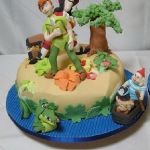 Торт Питер Пэн (Peter Pan)_2