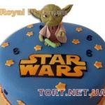Торт Звёздные войны (Star Wars)_11