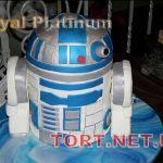 Торт Звёздные войны (Star Wars)_12