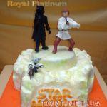 Торт Звёздные войны (Star Wars)_13