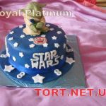 Торт Звёздные войны (Star Wars)_16